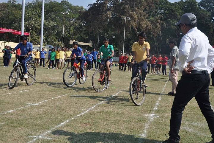 Baselios Public School-Games