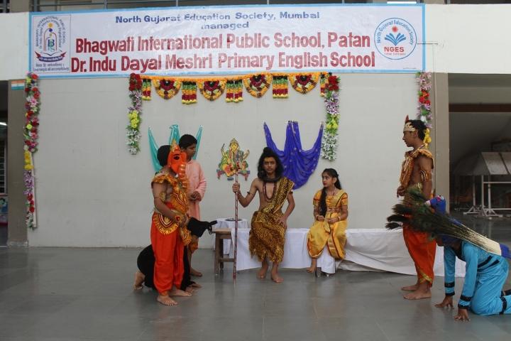 Bhagwati International Public School-Festival Celebraions