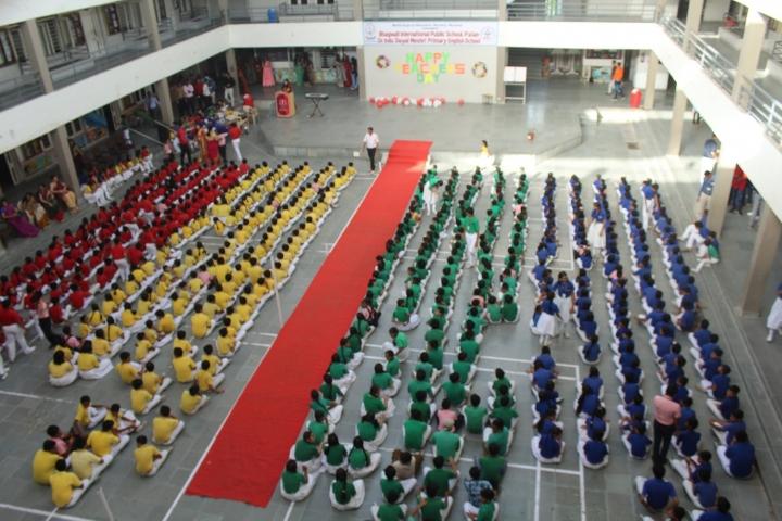 Bhagwati International Public School-Morning Assembly