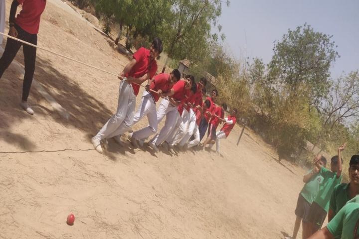 Bhagwati International Public School-Sports