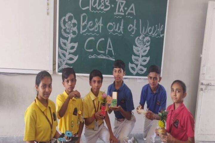 Bhagwati International Public School-Arts