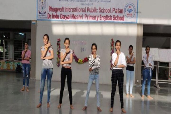 Bhagwati International Public School-Dance