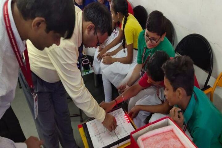 Bhagwati International Public School-Science Fair