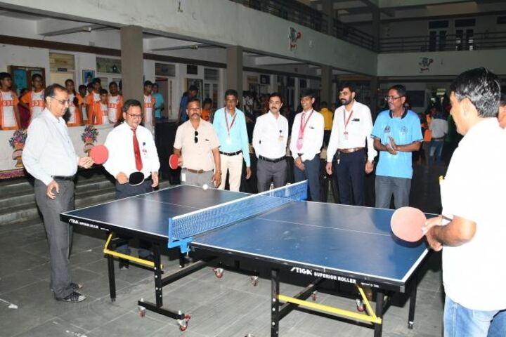 Bhagwati International Public School-Table Tennis