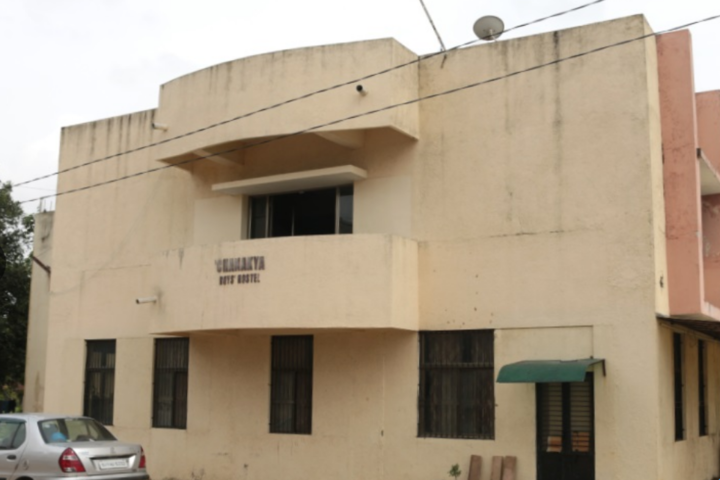 Bhakt English Medium School-Hostel building