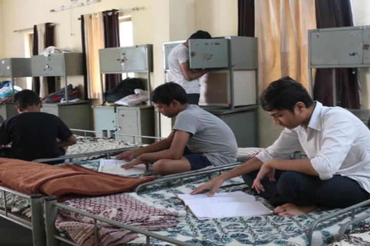 Bhakt English Medium School-Hostel