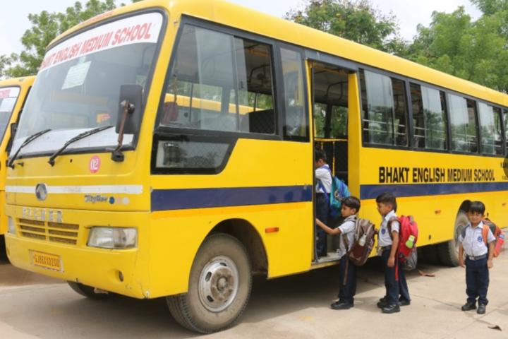 Bhakt English Medium School-Transport