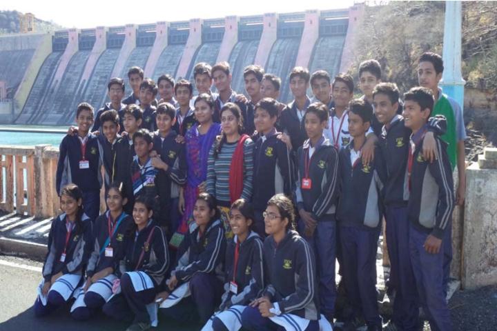 Birla Sagar Higher Secondary School-Field trip