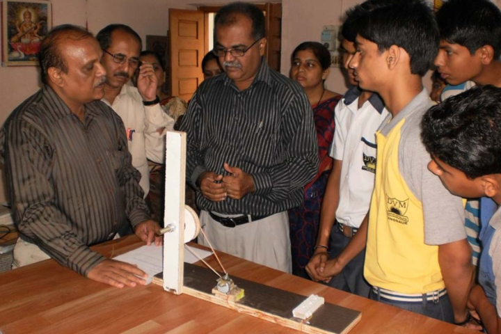 Birla Sagar Higher Secondary School-Physics Lab