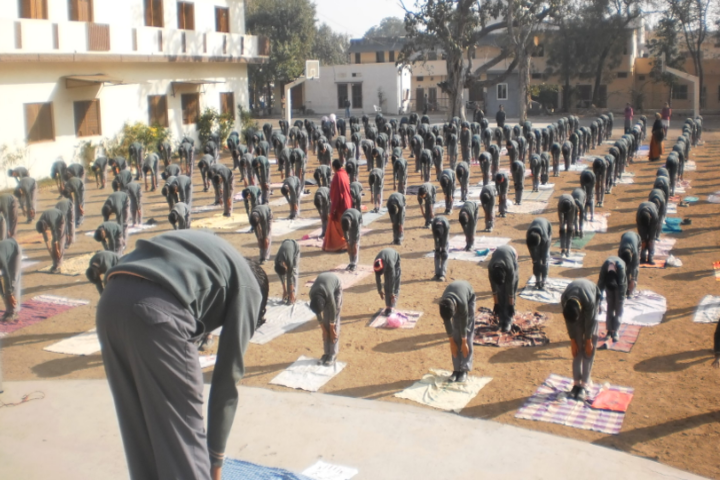 Birla Sagar Higher Secondary School-Yoga