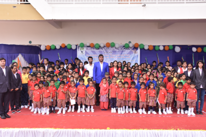 Blue Moon International School,Karjan-Events