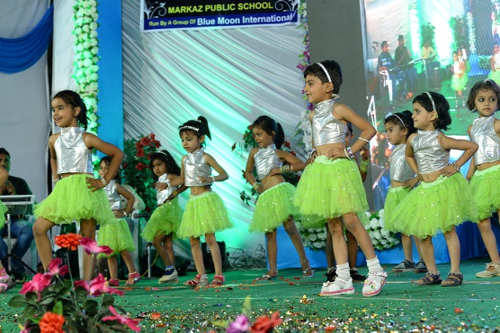 Blue Moon International School,Karjan-Childrens Day