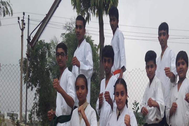 Bright International School-Karate classes