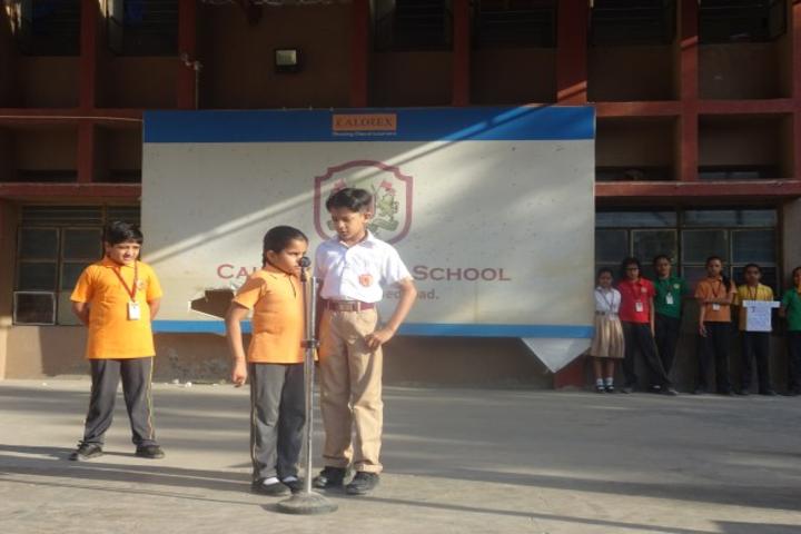Calorx Public School-Events2