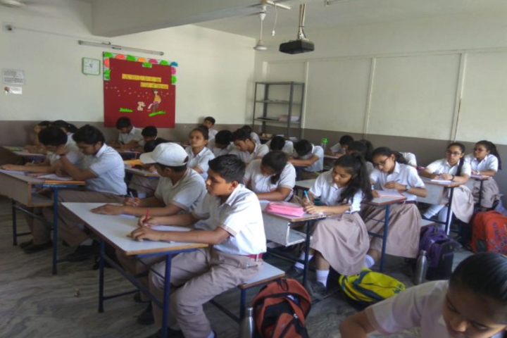 Calorx Public School-Story writing competition