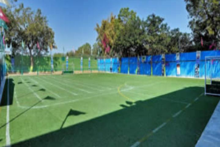 Cosmos Castle International School-Play ground