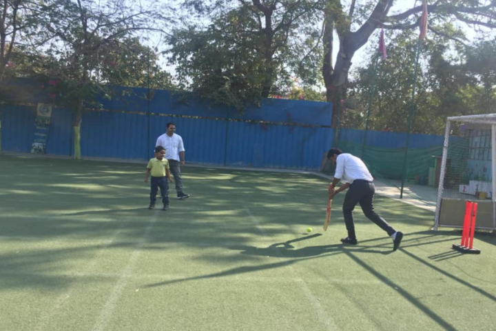 Cosmos Castle International School-Sports
