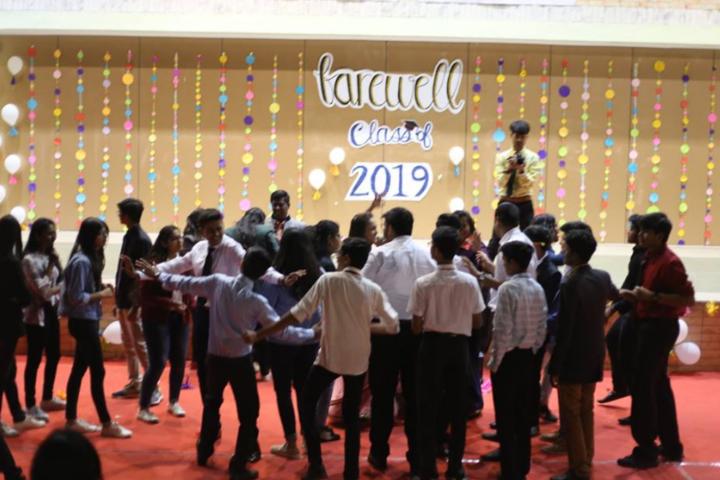 Cygnus World School-Farewell celebrations