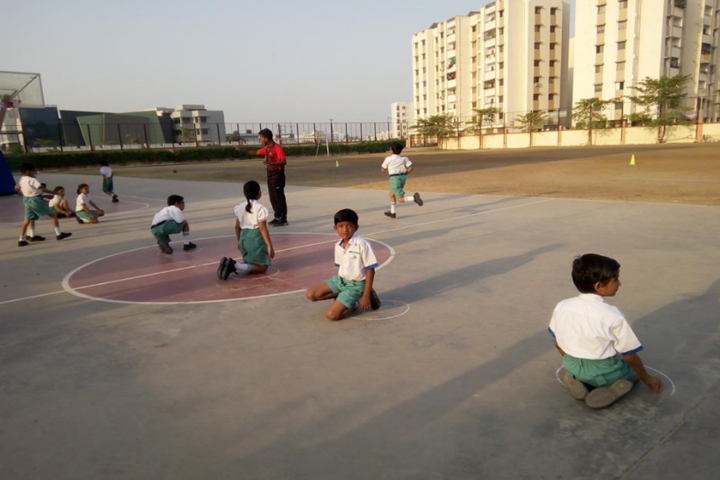 Cygnus World School-Games