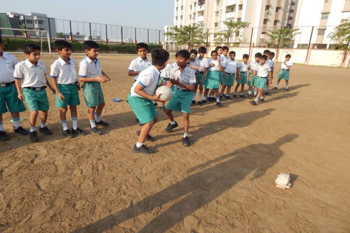 Cygnus World School-Sports 1
