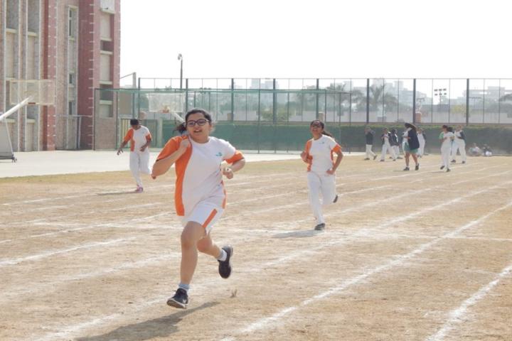 Cygnus World School-Sports 2