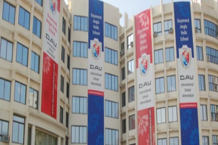 DAV International School-School View