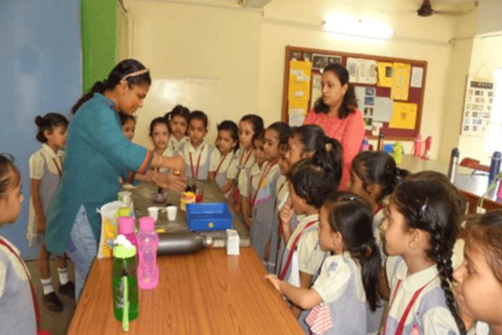 D R Amin Memorial School-Activity