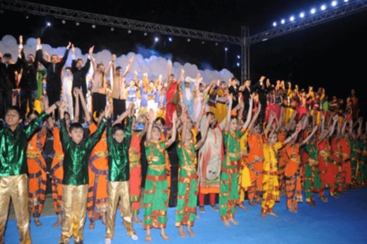 D R Amin Memorial School-Annual day celebrations