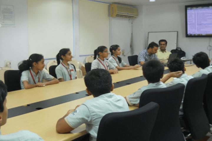 D R Amin Memorial School-Conference room
