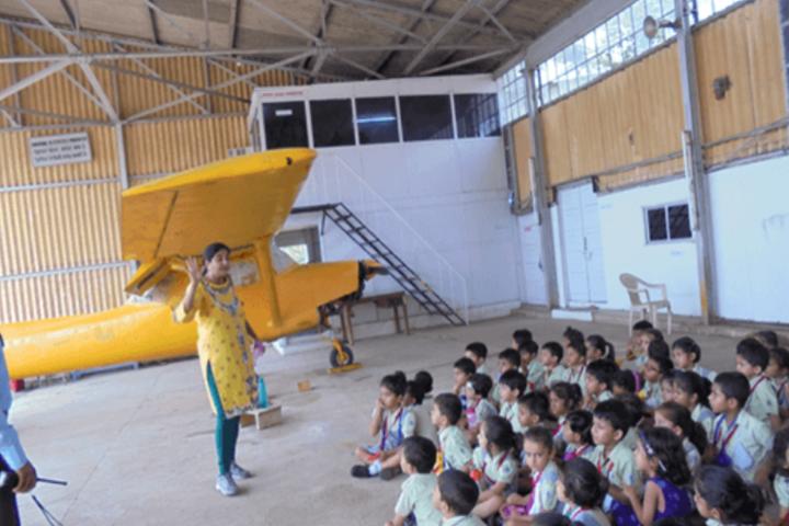 D R Amin Memorial School-Field trips2