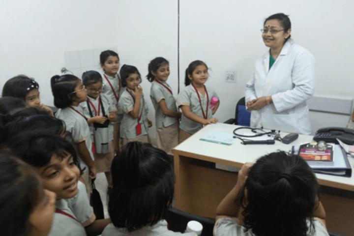 D R Amin Memorial School-Medical facility