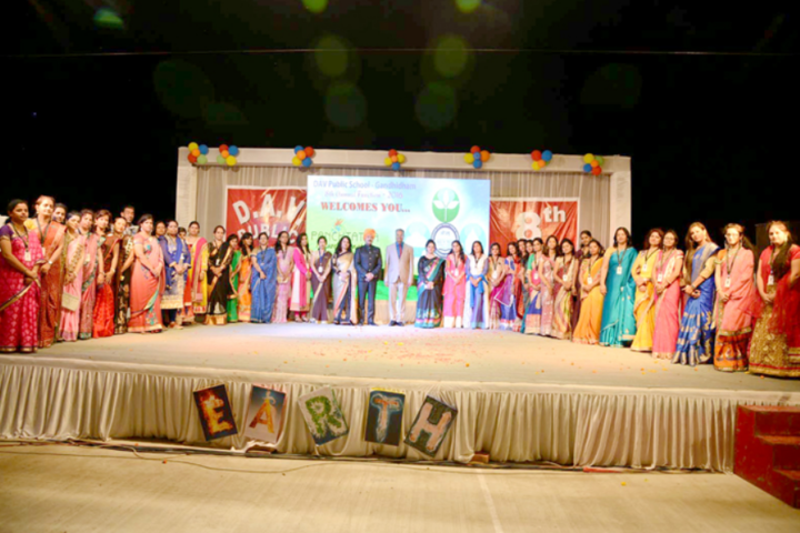 Dayanand Arya Vedic Public School-Annual day function