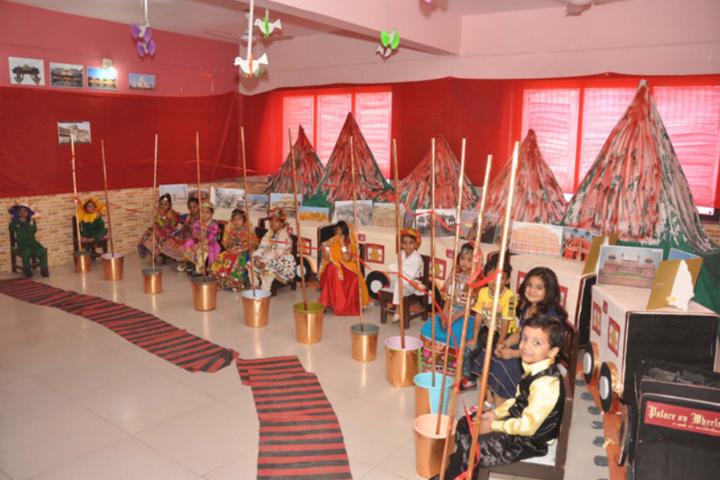 Dayanand Arya Vedic Public School-School Exhibition