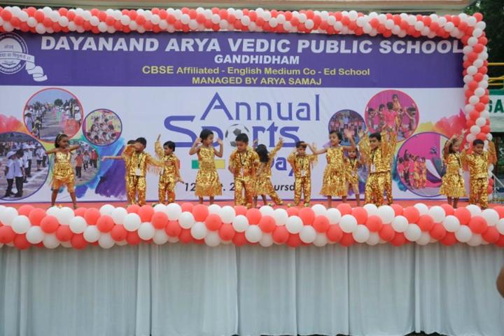 Dayanand Arya Vedic Public School-Sports day celebration