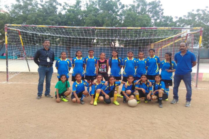 Dayanand Arya Vedic Public School-Sports 2