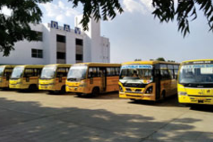 Dayanand Arya Vedic Public School-Transport