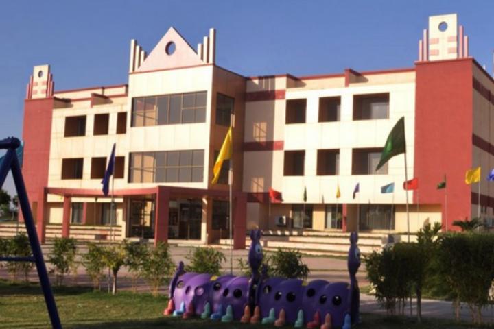Delhi Public School-School-View1