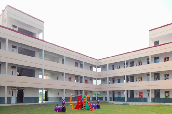 Delhi Public School-School-View2
