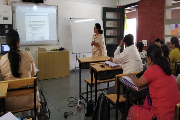 Delhi Public School-Training class