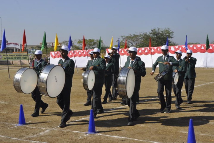 Delhi Public School-Sports day celebration