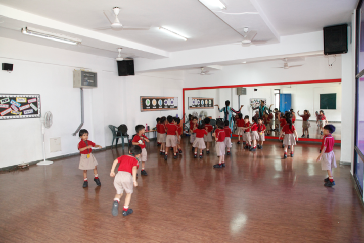 Delhi Public School-Dance rooms