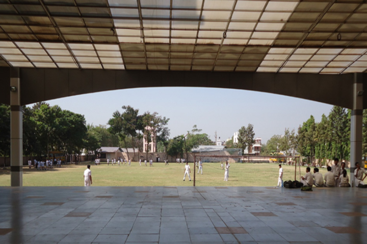Delhi Public School-Play area