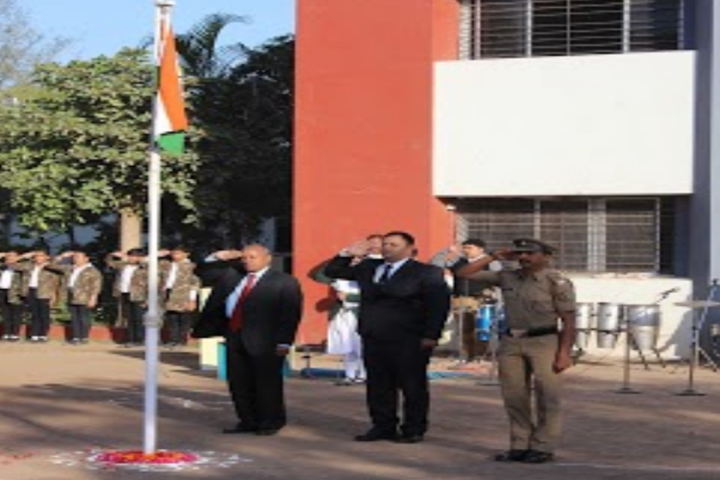 Delhi Public School-National day celebration