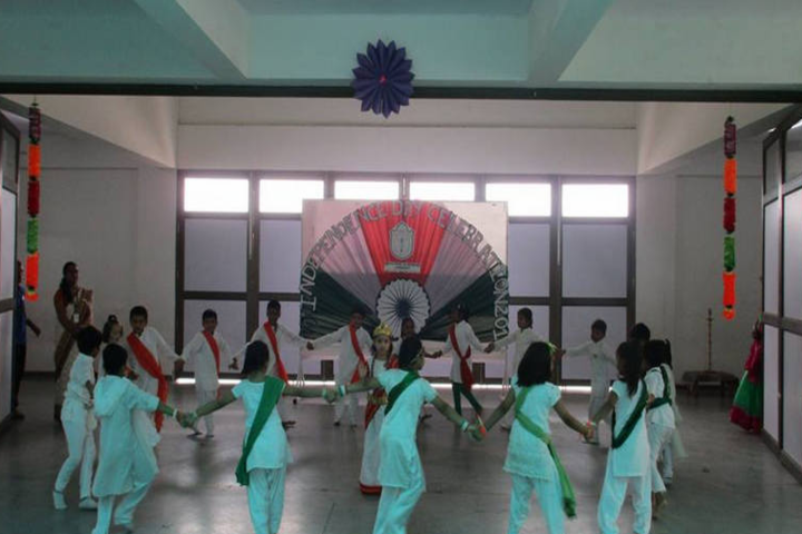 Delhi Public School-National day celebration