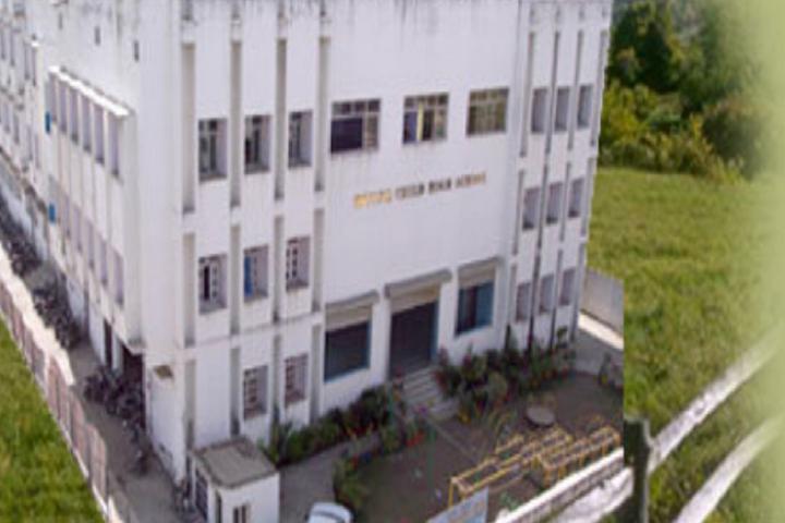 Divine Child High School-School-View