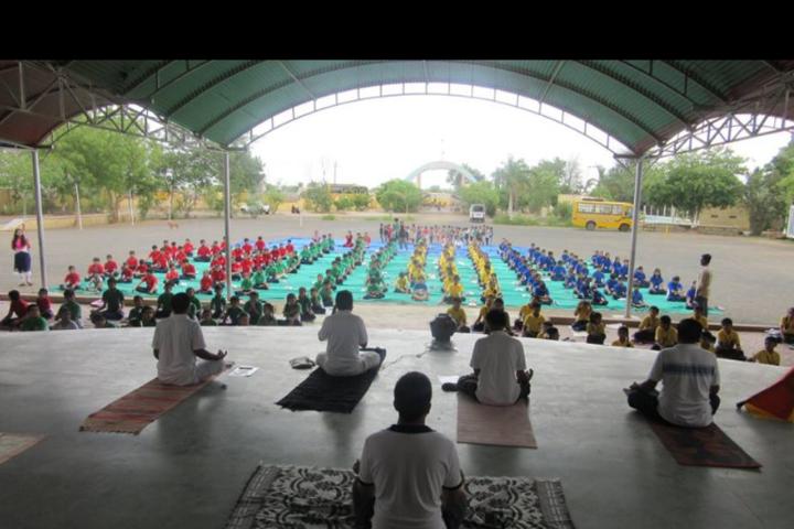 Divya Brahmlok Global Academy-Yoga