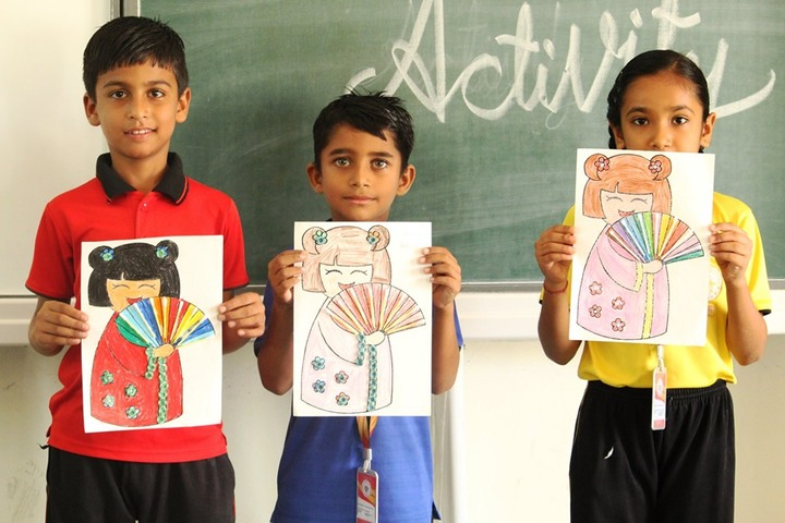 Doon Public School-Classroom Activity