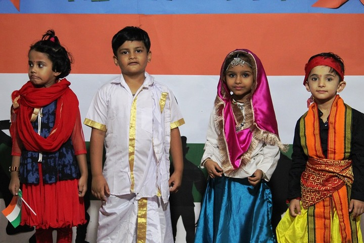 Doon Public School-Fancy Dress Competition
