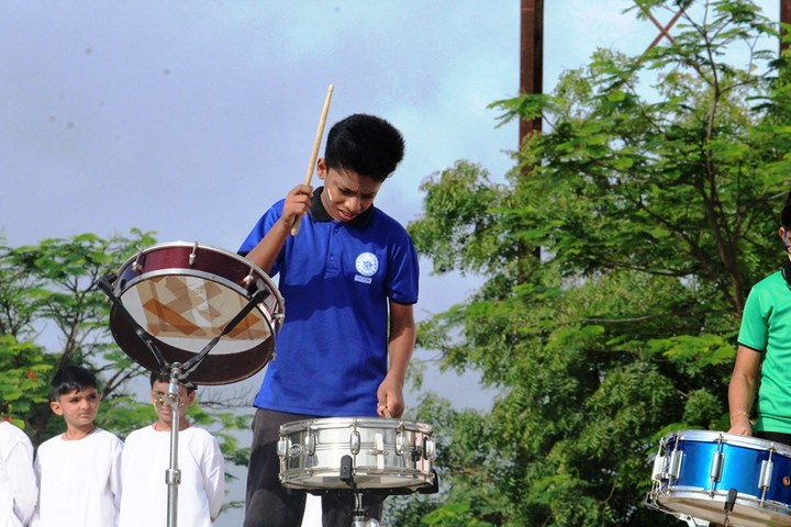 Doon Public School-Music Activity