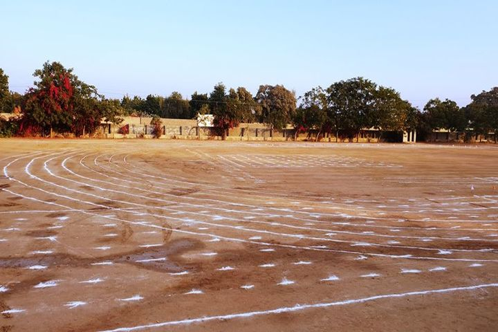 Doon Public School-Play Ground